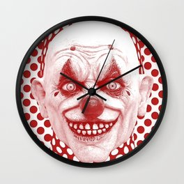 MEAN PEOPLE SUCK Wall Clock