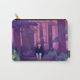 Nothing's gonna change my world Carry-All Pouch