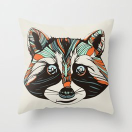 Raccardo Throw Pillow