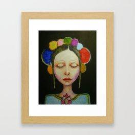 Kroke Framed Art Print