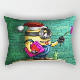 Minion love Rectangular Pillow