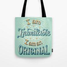 I am an original Tote Bag