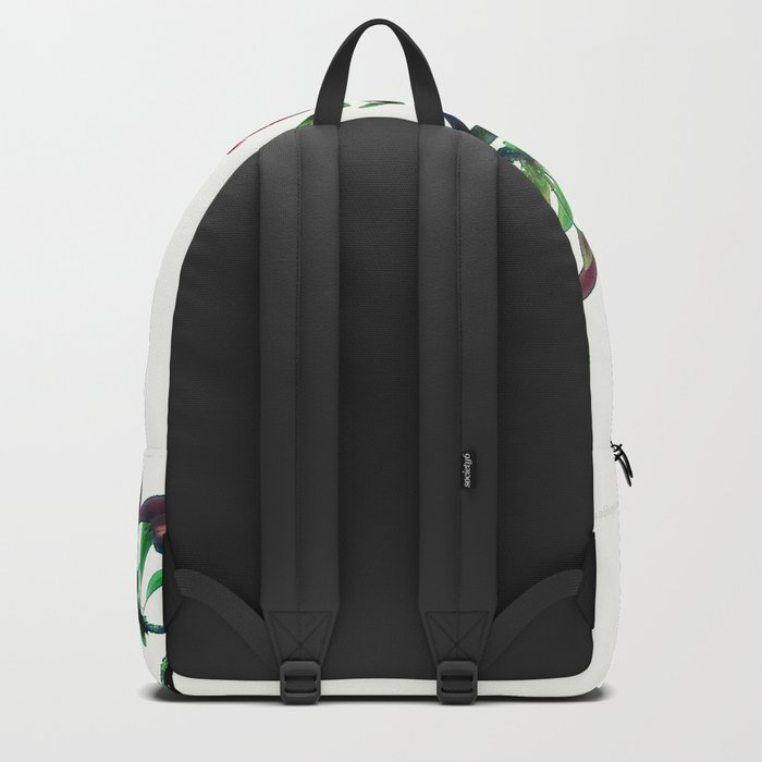 Crab Apple Blossoms Backpack