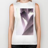 tulip Biker Tanks featuring tulip by habish