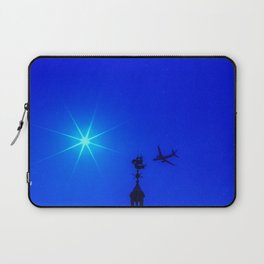 Off to Neverland Laptop Sleeve