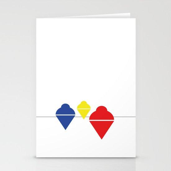Whirlgigs Stationery Cards
