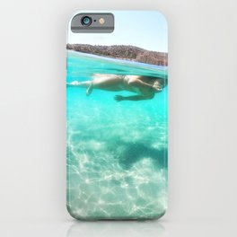 Underwater sea  iPhone Case