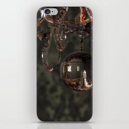 Versailles Chandelier iPhone Skin