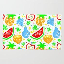 Fiesta de las Frutas Rug