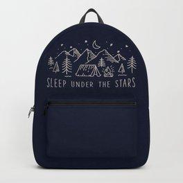 Sleep under the stars Backpack
