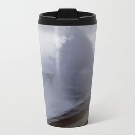 A Gale to Blow Out the Year #3 (Chicago Waves Collection) Travel Mug