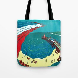 Red Arrows, Bournemouth Tote Bag