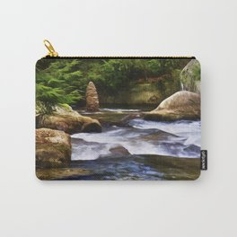 The Cairn at Blue Jay Creek Carry-All Pouch