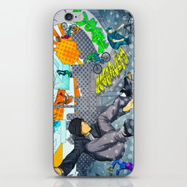 Zero Gravity - XTreme iPhone Skin