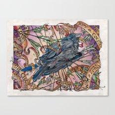 The Guff Canvas Print