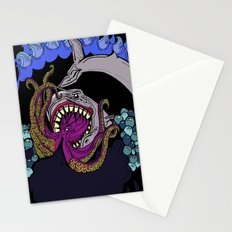 sharktopus Stationery Cards