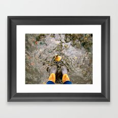 An Adventure  Framed Art Print