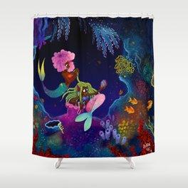 Girl, I got you! Shower Curtain