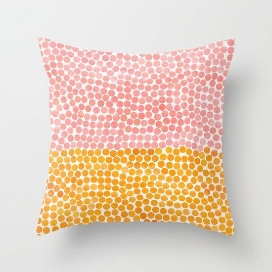 dance 4 Throw Pillow
