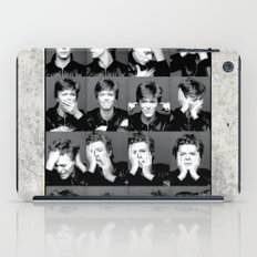 David Bowie : Sound and Vision iPad Case