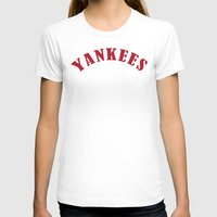 yankees T-shirts featuring Boston Yankees by jekonu