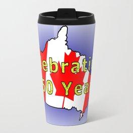 150th Birthday (Glitter) Travel Mug
