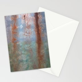 Prison Grunge Wall Texture Stationery Cards