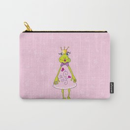 Little frog princess Carry-All Pouch