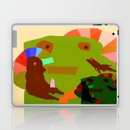 CHILDISH MOMENT Laptop & iPad Skin