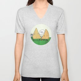 TACO bout it Unisex V-Neck