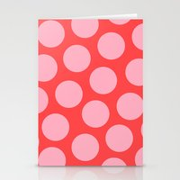 bubblegum Stationery Cards featuring Bubblegum by Color & Theory
