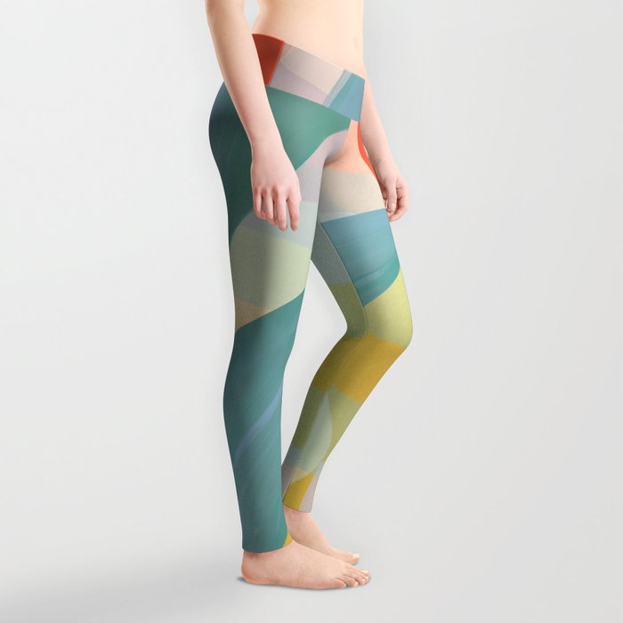 Shapes and Layers no.33 Leggings