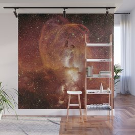 Star Clusters Space Exploration Wall Mural