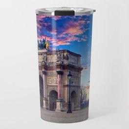 Carrousel du Louvre Travel Mug