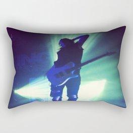 Ben Bruce - Asking Alexandria Rectangular Pillow