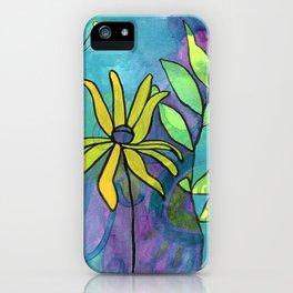 Botanical Nova iPhone Case