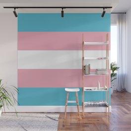 Trans Pride Wall Mural