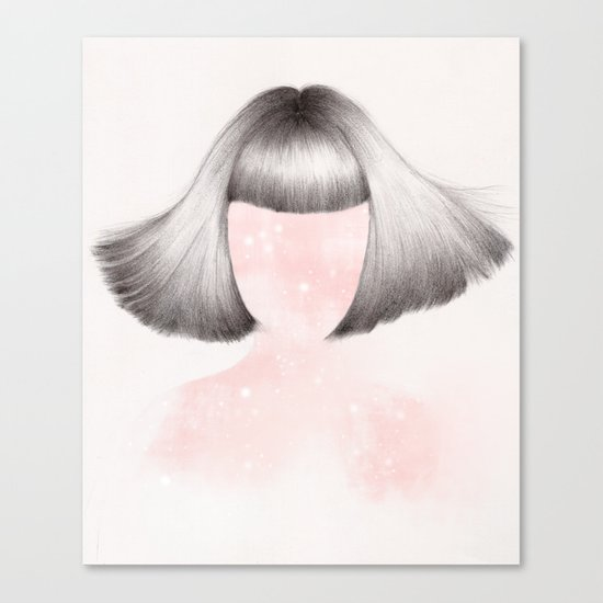 Cosmic Wonder Canvas Print