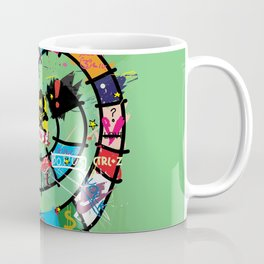 Gioco dell'Oca - The Game of the Goose (RDVM06) Limited Edition Coffee Mug