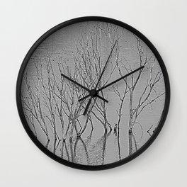 17ne009 Wall Clock