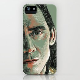You will never see her again iPhone Case