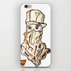 Thug  iPhone & iPod Skin