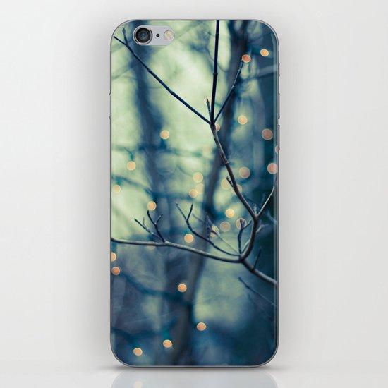 Woodland Holiday  iPhone & iPod Skin