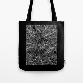 Inverted Incline Tote Bag