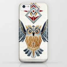 owl winter iPhone 5c Slim Case