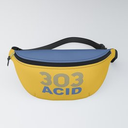 303 Acid Rave Quote Fanny Pack