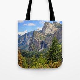Bridaveil Falls Tote Bag