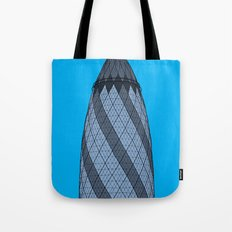 London Town - The Gherkin Tote Bag
