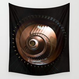 Chocolate stairs Wall Tapestry