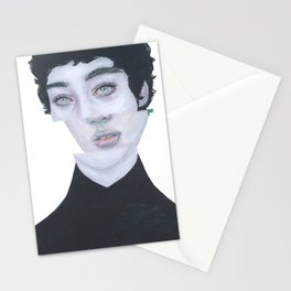 MAD WOMAN Stationery Cards